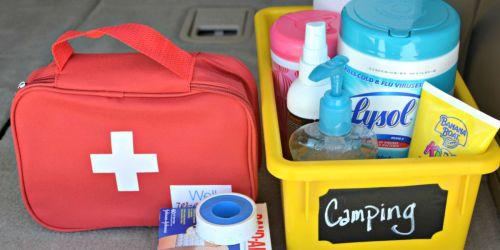 5 Creative Ways to Use Free Walgreens First Aid Bag