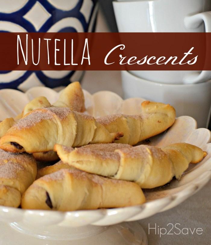 Nutella Crescents Hip2Save