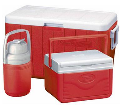 Walmart Coleman 48 Quart Cooler 5 Quart Cooler Amp 1 3