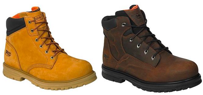 Sears: Men's Timberland PRO Work Boots