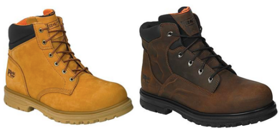 e034c7b6ddb Sears: Men's Timberland PRO Work Boots Only $41.99 (Regularly $100 ...