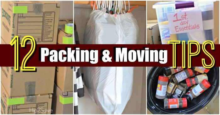 12 Packing & Moving Tips Hip2Save
