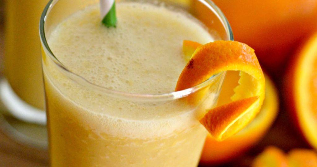 orange julius easy recipe