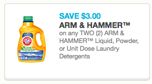 photo about Arm and Hammer Coupons Printable identify Refreshing $3/2 Arm Hammer Laundry Detergent Coupon \u003d Basically $2.25