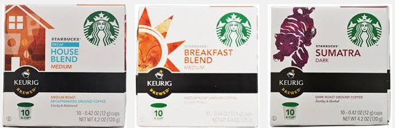 awesome upcoming starbucks deals at walgreens  u0026 cvs   k-cup deal on staples com