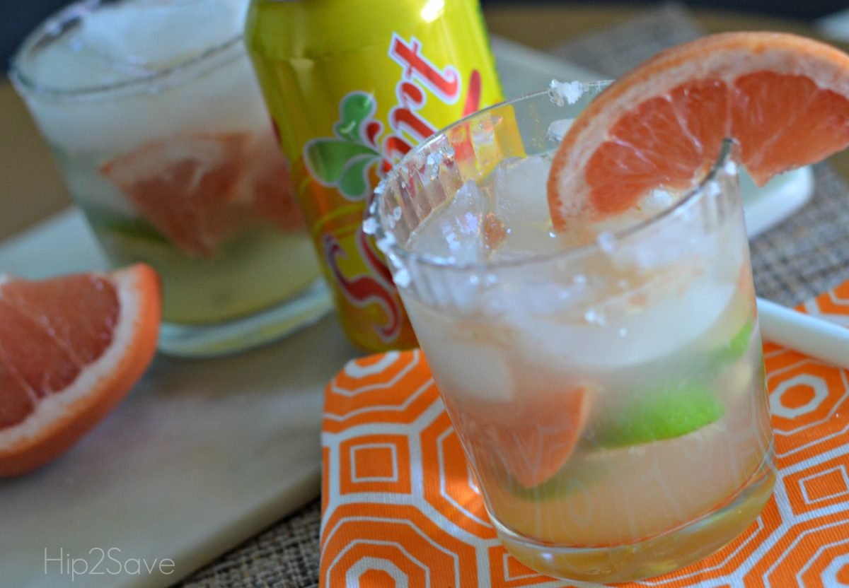 citrus paloma recipe