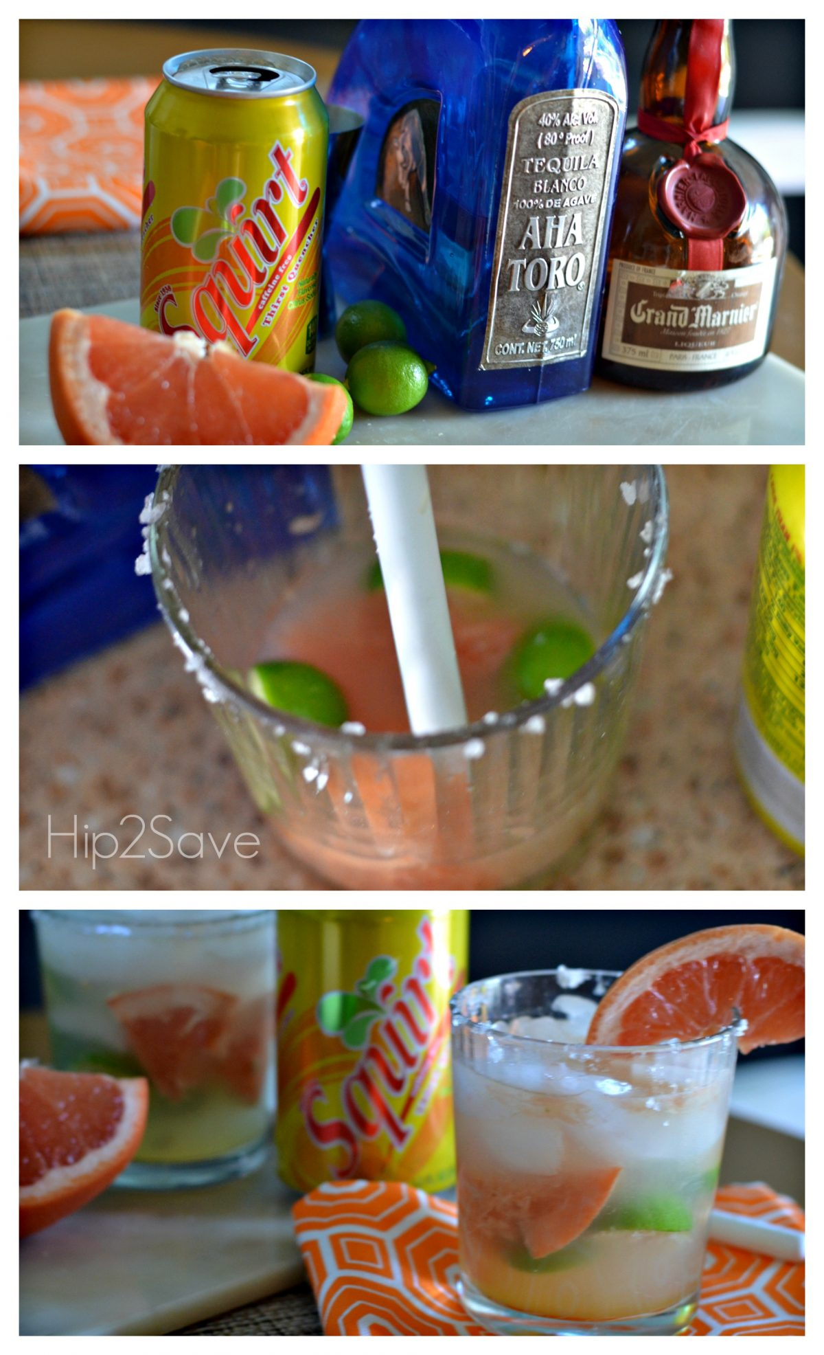 How to make a paloma cocktail hip2Save