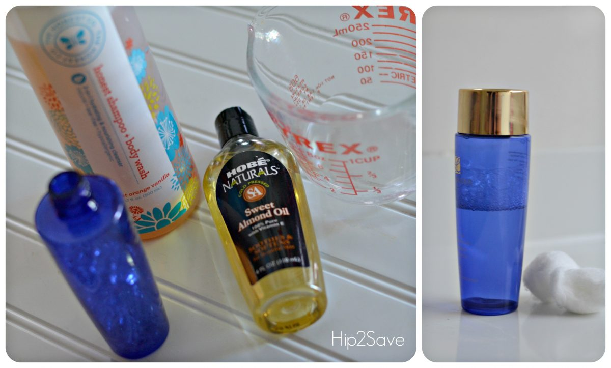 How to make your own makeup remover Hip2Save
