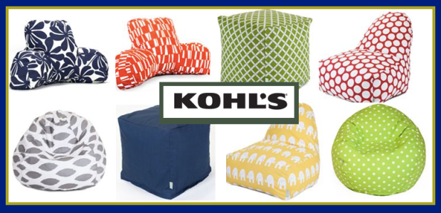 Kohl S Hot Deals On Majestic Home Goods Ottomans Bean