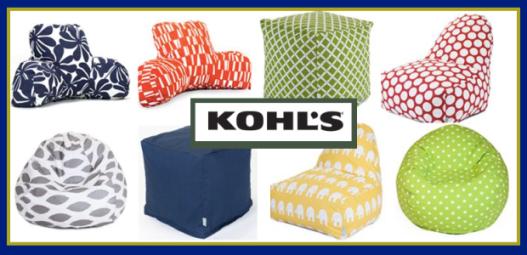 Terrific Kohls Hot Deals On Majestic Home Goods Ottomans Bean Pabps2019 Chair Design Images Pabps2019Com