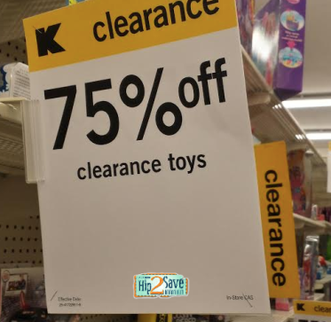 36c1c5c8173 Kmart: Additional 75% Off Already Reduced Clearance Toys (+ Up to 50 ...