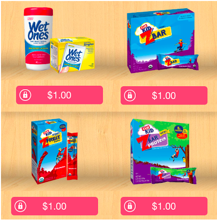 photo relating to Cliff Bar Printable Coupons called A good deal of Clean Concentrate Again in the direction of Higher education Printable Discount coupons - Hip2Conserve