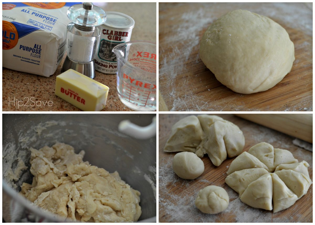 How to make easy flour tortillas Hip2Save