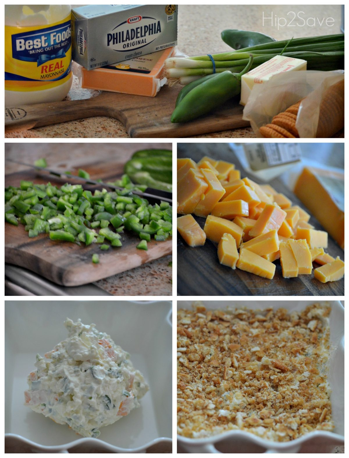 how to make jalapeno popper dip hip2save