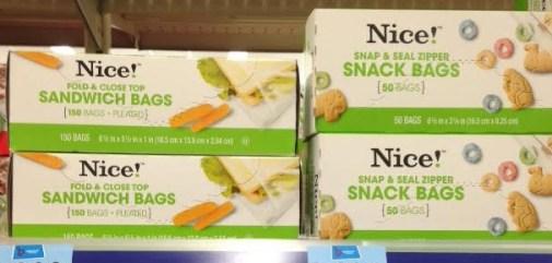 Nice! bags
