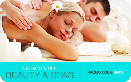 Groupon: Extra 15% Off ANY Local Beauty & Spa Deal - Hip2Save