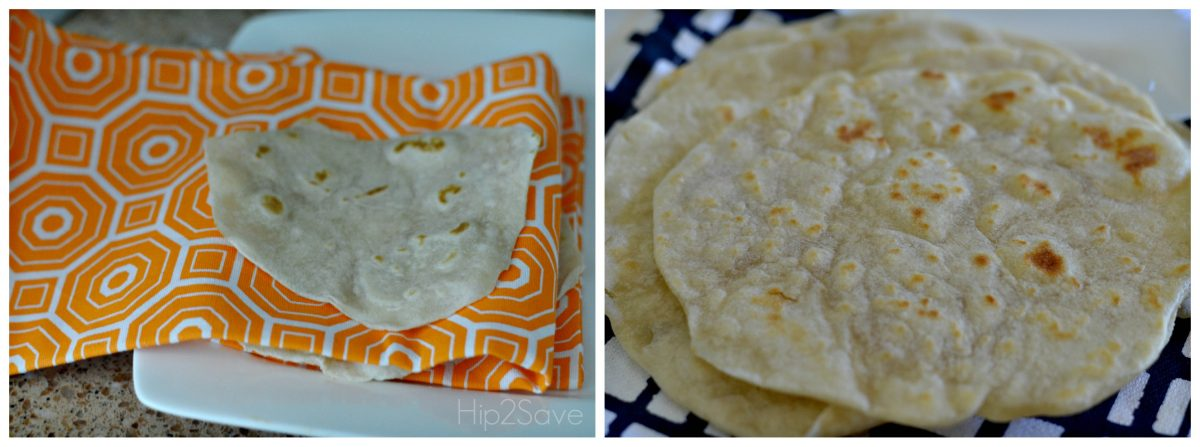 warm homemade tortillas Hip2Save