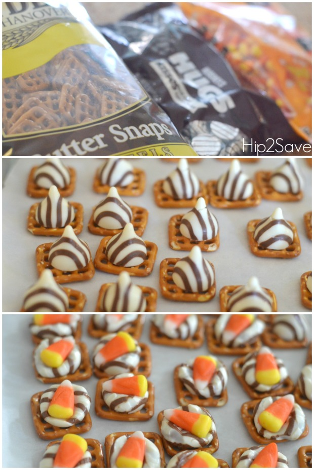 Easy 3 ingredient Halloween Treats Hip2Save