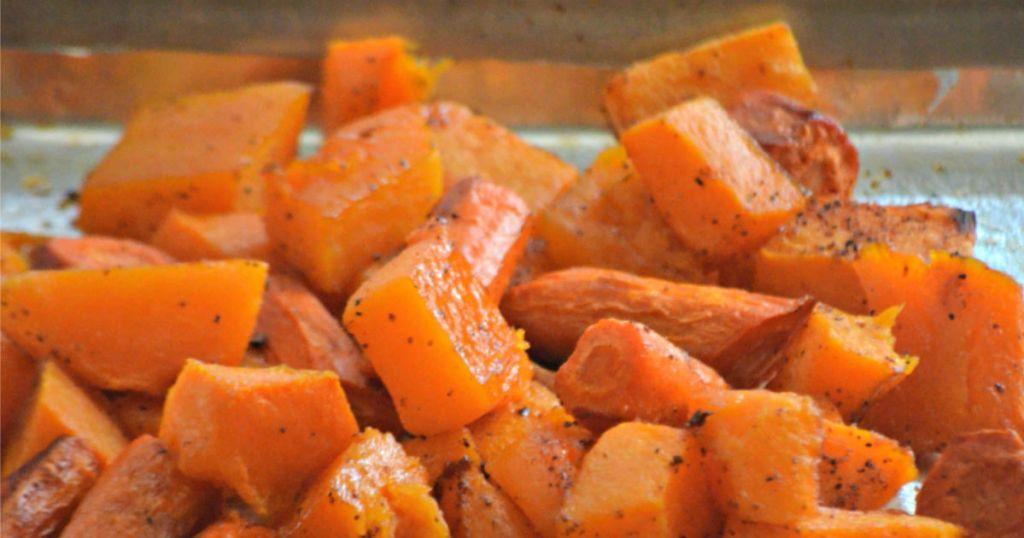 maple roasted side dish