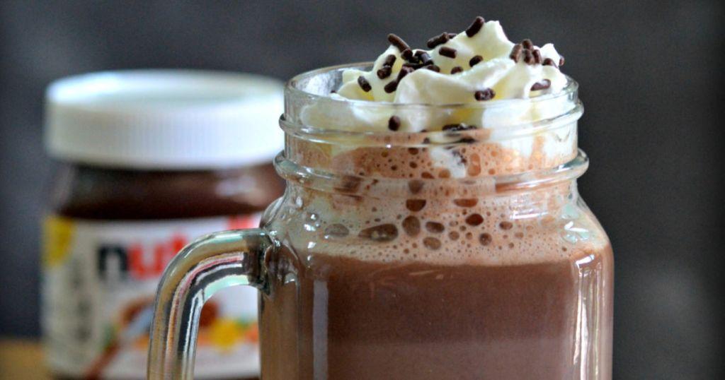 nutella hazelnut chocolate recipe