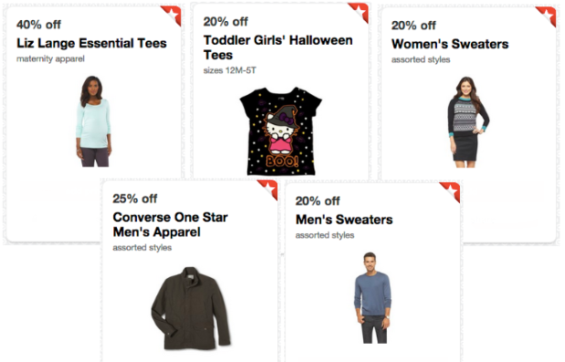 a1c97f6793355 Target: Even More High Value Cartwheel Offers (Save BIG on Apparel,  Accessories, Pyrex Sets + More!) - Hip2Save