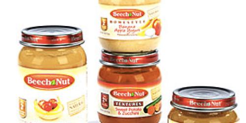 Big Lots: Beech Nut Baby Food 20¢-40¢ Per Jar