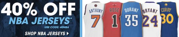 1daa7f53a7c2 Lids.com  40% off NBA Jerseys - Hip2Save