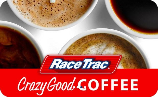 racetrac iced coffee