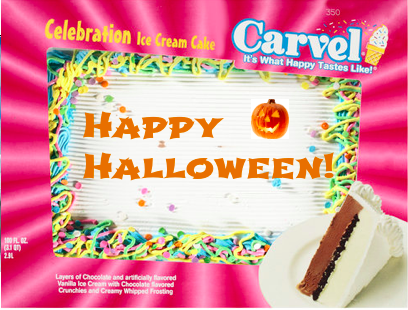 graphic relating to Carvel Coupon Printable called Higher Worth $3/1 Carvel Ice Product Cake Coupon - Hip2Preserve
