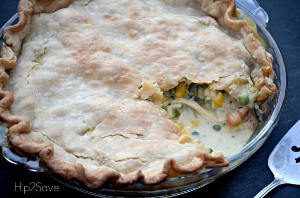 Weeknight Chicken Pot Pie