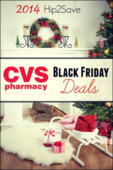 Is Cvs Open On Christmas Day.Cvs Black Friday Deals 11 27 11 29 Hip2save