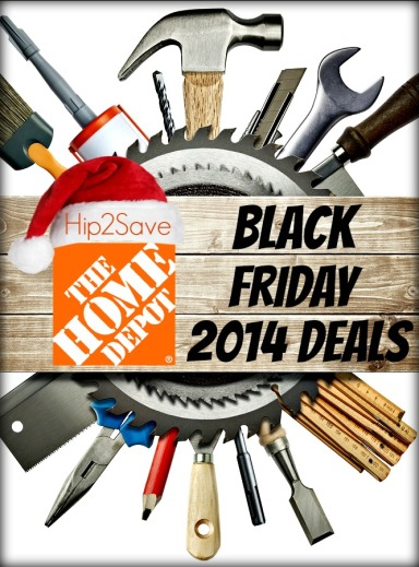 home depot pre black friday deals