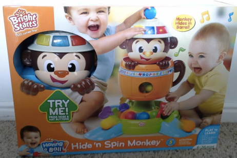 Hot 10 1 Select Bright Starts Toy Coupon Expires Today