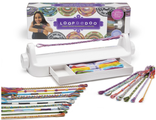 Miraculous Joanns Fabrics Loopdedoo Spinning Loom Kit Only 11 99 Short Links Chair Design For Home Short Linksinfo