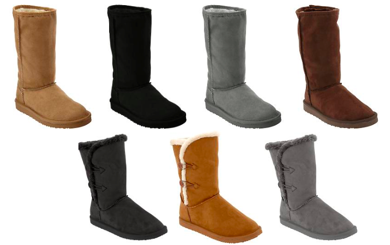Old Navy: Women's \u0026 Girl's Boots Only