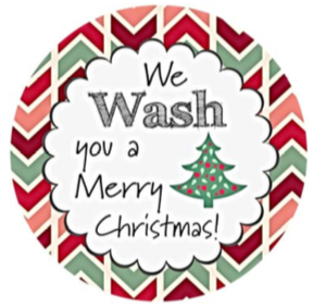 image relating to We Wash You a Merry Christmas Free Printable known as Hipsters towards the Rescue: Trainer Present Guidelines Expected (+ Lovely
