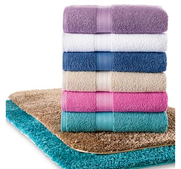 Kohl S The Big One Solid Bath Towels Only 2 54 Reg 9 99