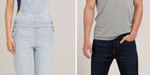 Hollister.com: Select Guy's & Girl's Jeans, Joggers, & Pants Only $19 (Regularly Up to $69.95 – Today Only!)