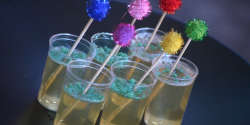 Champagne Jell-O Shots (New Year's Eve Treat)