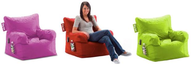 Walmart Com Big Joe Bean Bag Chairs Only 25 Regularly