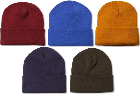 550949a84d9 Head on over to Target.com where you can snag Men s Merona Solid Beanies in  8 different colors for only  3.49 (reg.  4.99). Even sweeter