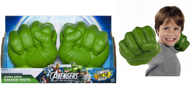 Highly Rated Marvel Avengers Assemble Hulk Gamma Green ...