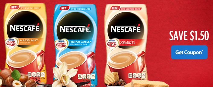 picture relating to Printable Coffee Coupons named A few Nestle Espresso-Pal Printable Discount codes - Hip2Help you save