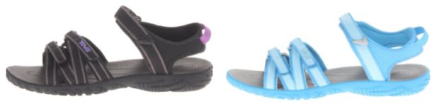 a54a66a92f54 Head over to Amazon where Teva Tirra Kids Sandals (Black and Malibu Blue  only!) are on sale for just  15 – regularly  50. Plus