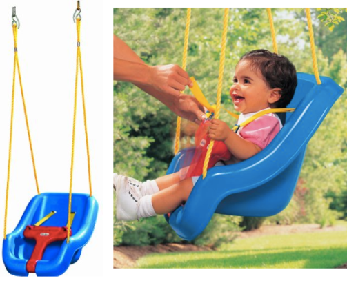 Amazon Highly Rated Little Tikes 2 In 1 Snug N Secure