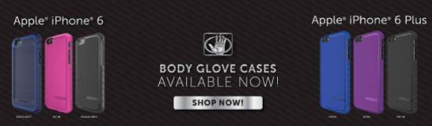 online store a1c51 9d2bc Body Glove Mobile: 50% Off ALL iPhone 6 & iPhone 6 Plus Cases AND ...