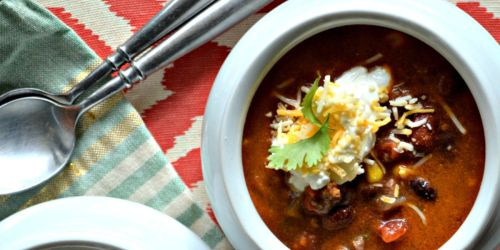 Ranch Taco Soup Recipe