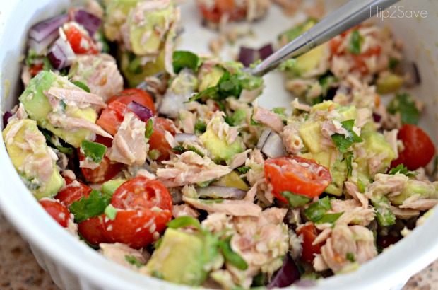 can of tuna easy lunch hip2Save