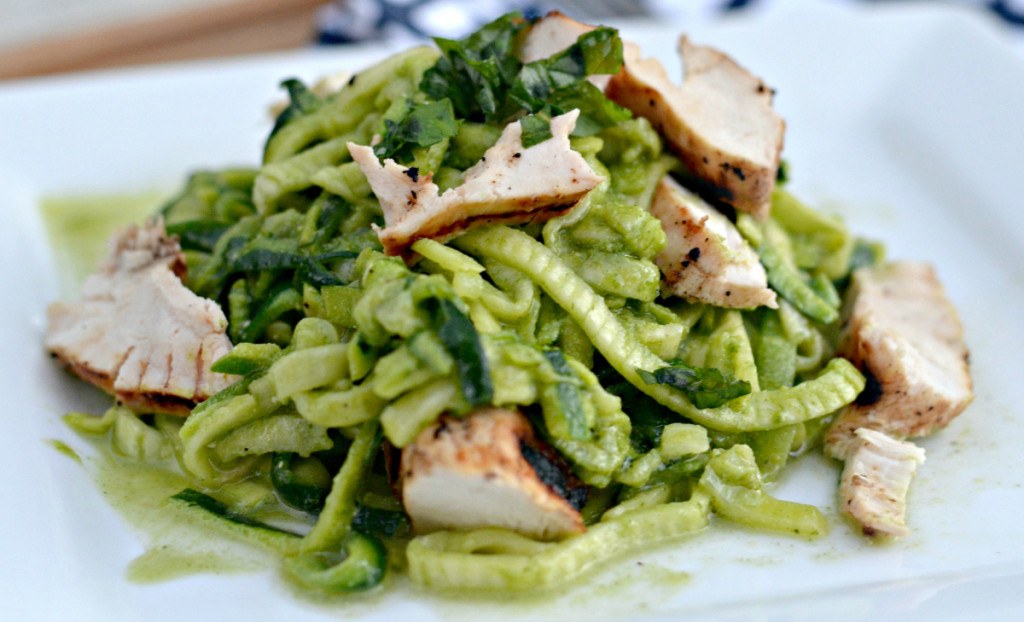 hip2save-pesto-zucchini-noodles