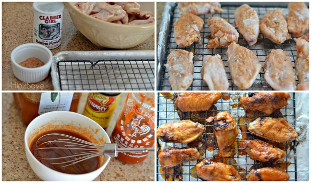 How to make crispy chicken wings Hip2Save